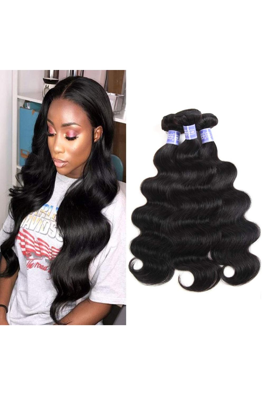 Brazilian Virgin Remy Body Wave Human Hair Bundles Belleswig Fashion Remy Human Hair Wigs Human Hair Wigs Virgin Hair Wigs