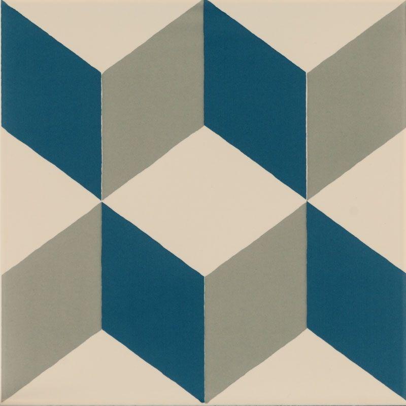 Guell 1900 Internal Tile 20x20cm