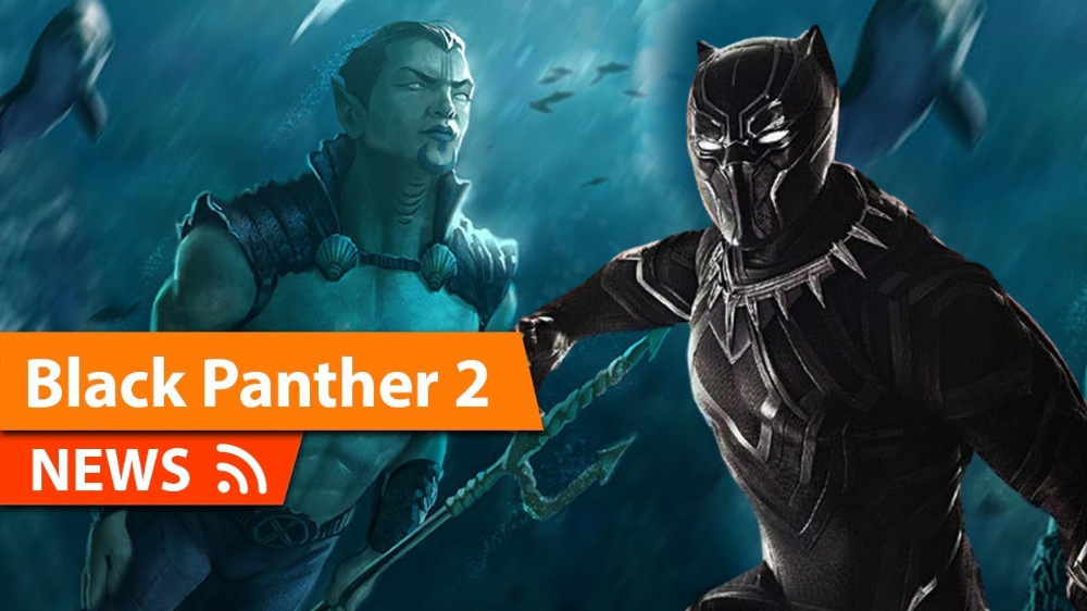 Black Panther 2 Officially Confirmed By Marvel At Comic Con Marvel Studios President Kevin Feige Took Stage Presentati Black Panther Comic Con First Superhero