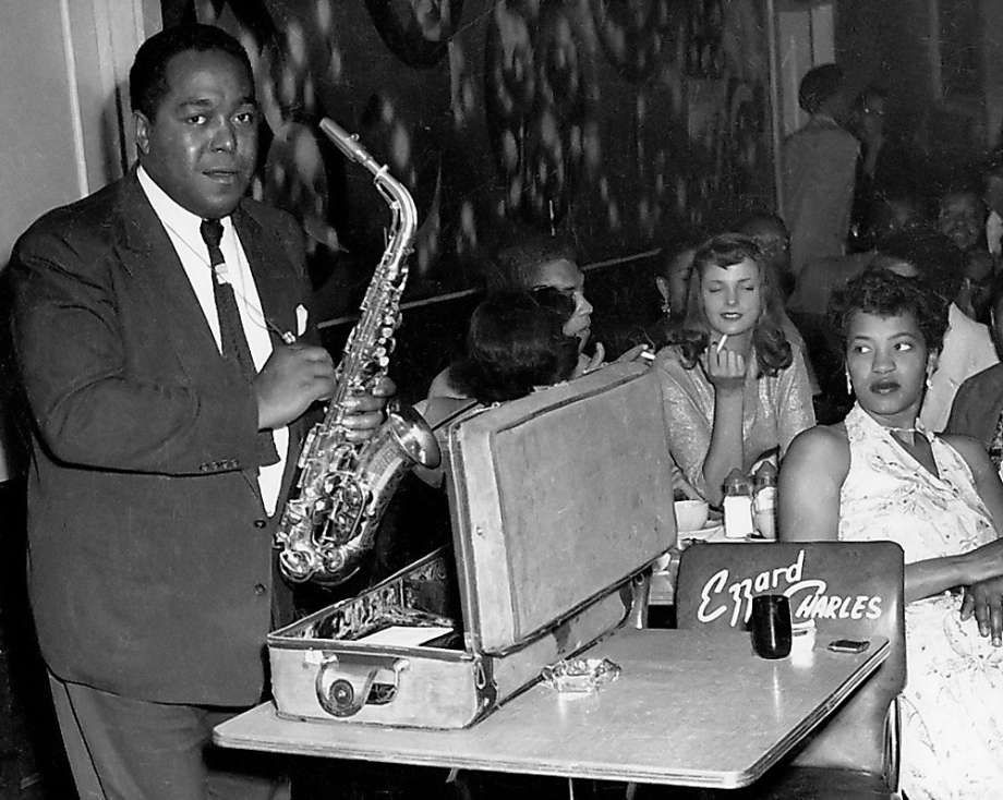 chubby Charlie parker jackson and