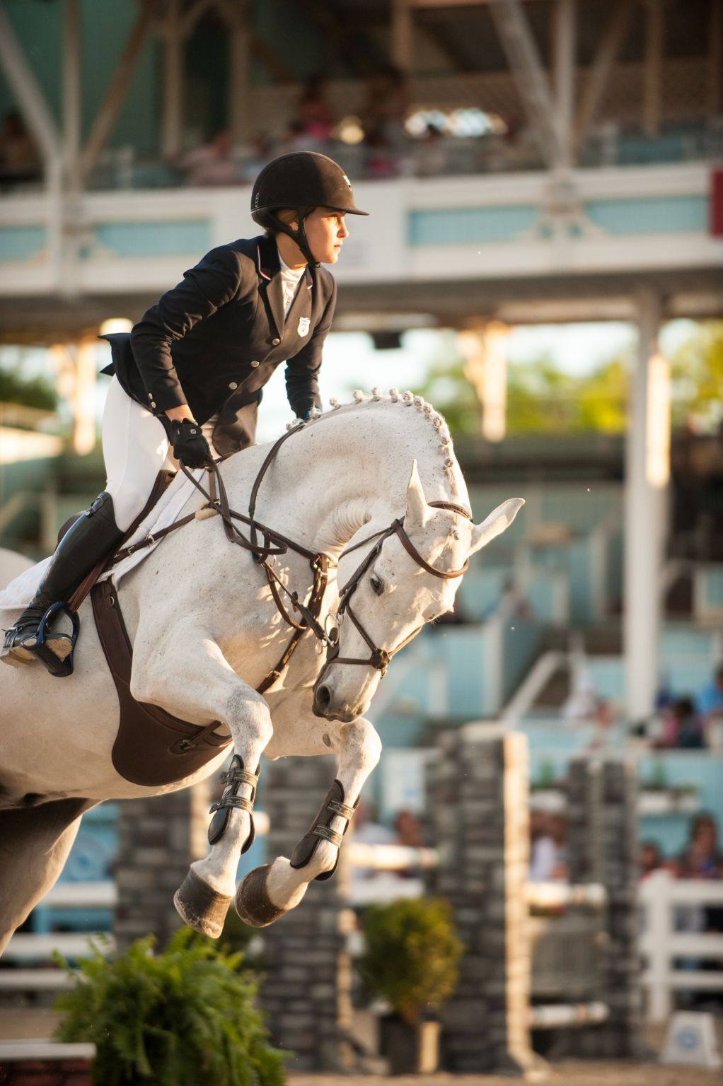 How Do I Stop My Horse from Lowering his Head When Jumping? | Expert how-to for English Riders