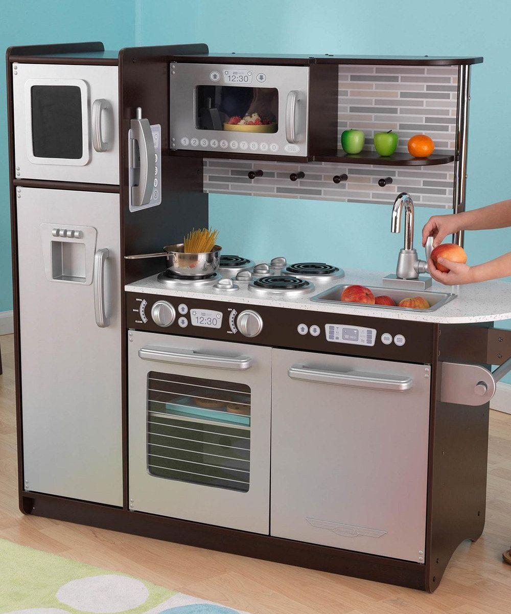 play kitchens for sale industrial kitchen sink uptown espresso kids pinterest