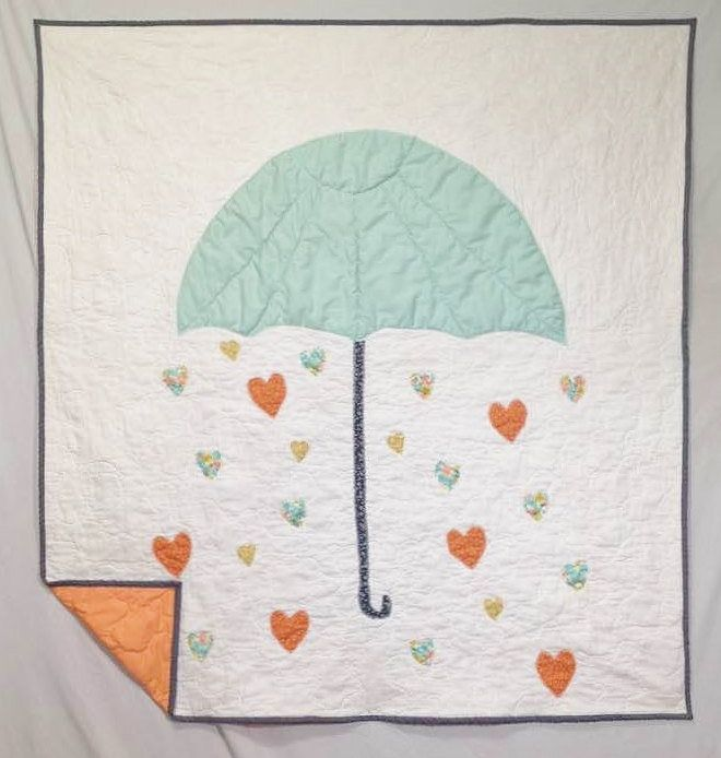 Adventure blanket custom baby quilt world map quilt continent baby girl quilt coral bedding baby girl blanket umbrella blanket love rain gumiabroncs Image collections