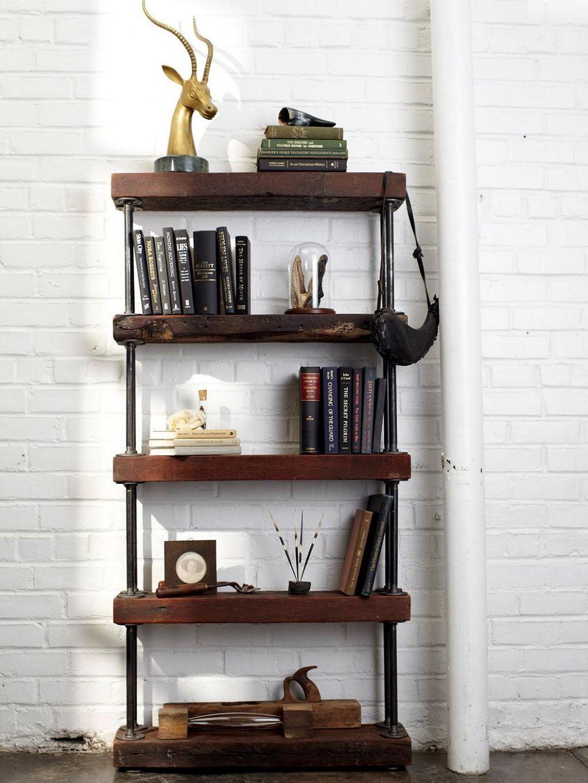 industrial furniture diy. 20+ Awesome DIY Industrial Furniture Designs Diy U