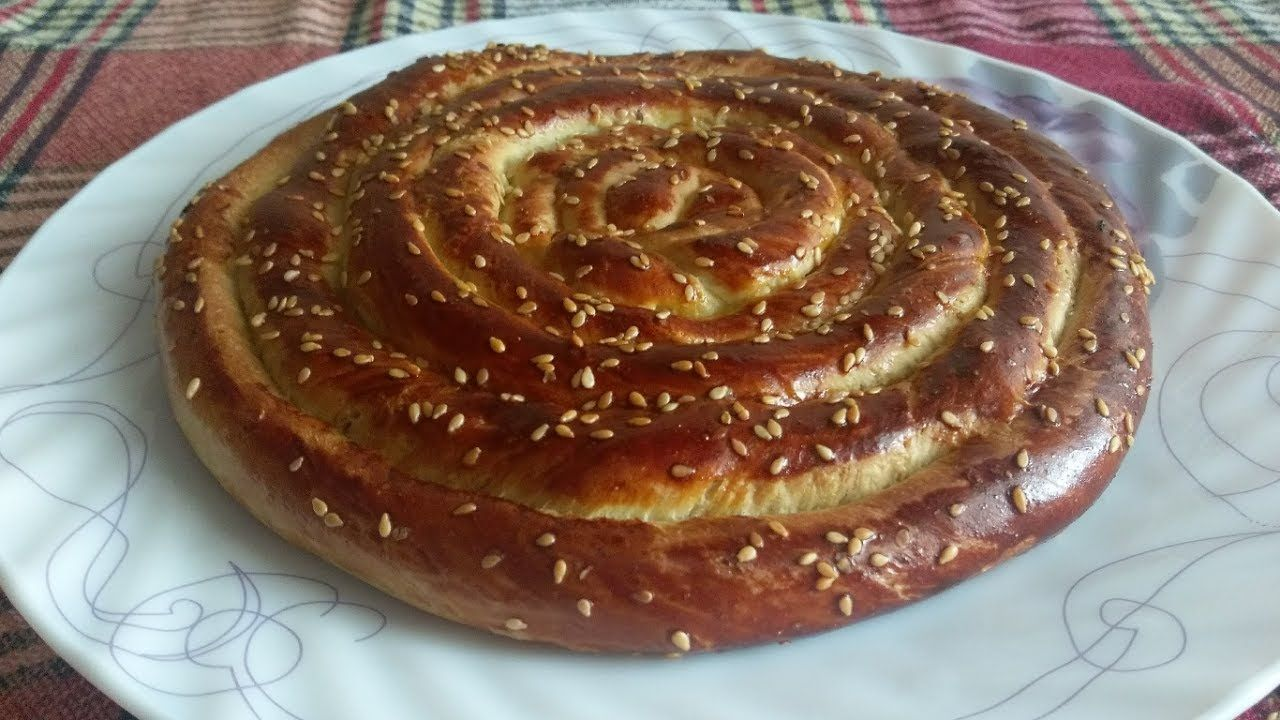 Pastane Usulü Tahinli Çörek Tarifi Videosu
