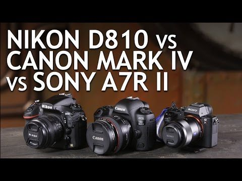 Not Sure What Full Frame Camera Is Right For You Check This In Depth Camera Review On The Nikon D810 The Canon 5d Mark Iv And The Camera Comparison