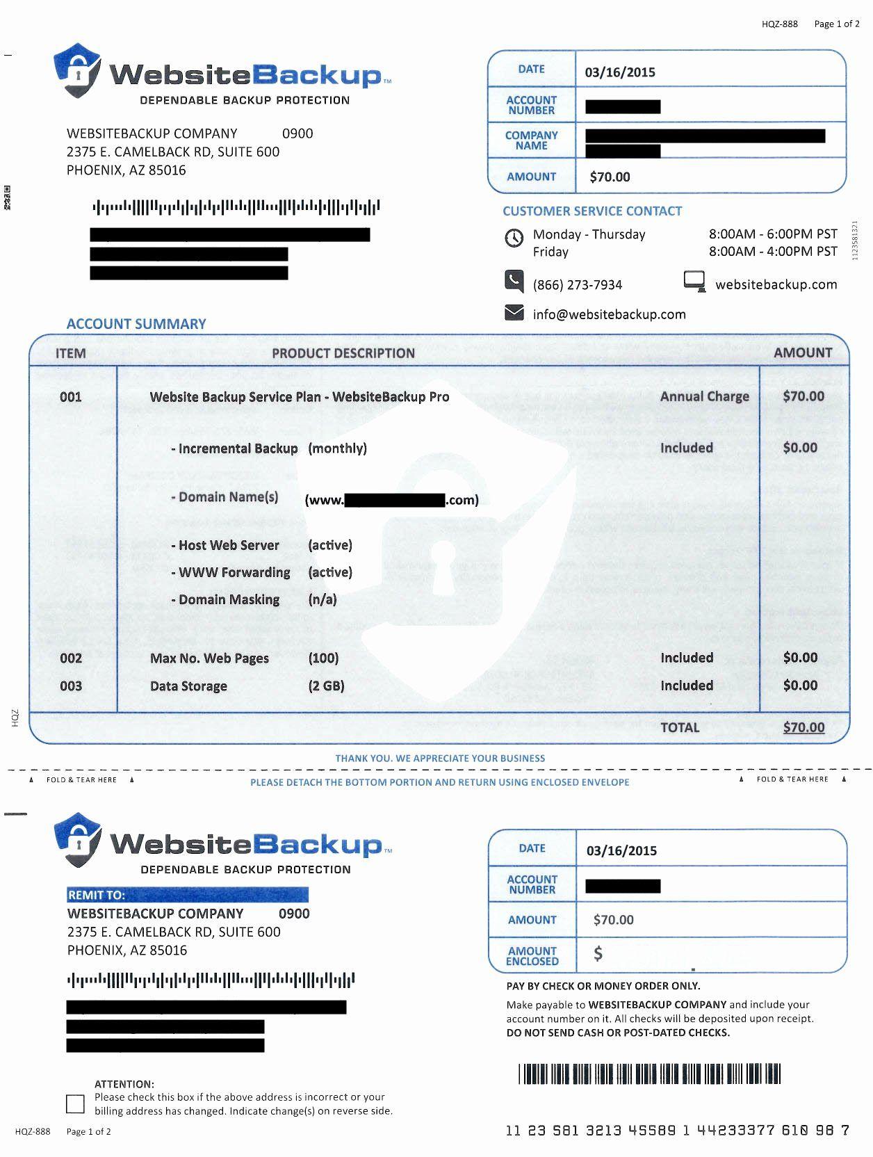 Website Design Invoice Template Elegant Invoice for