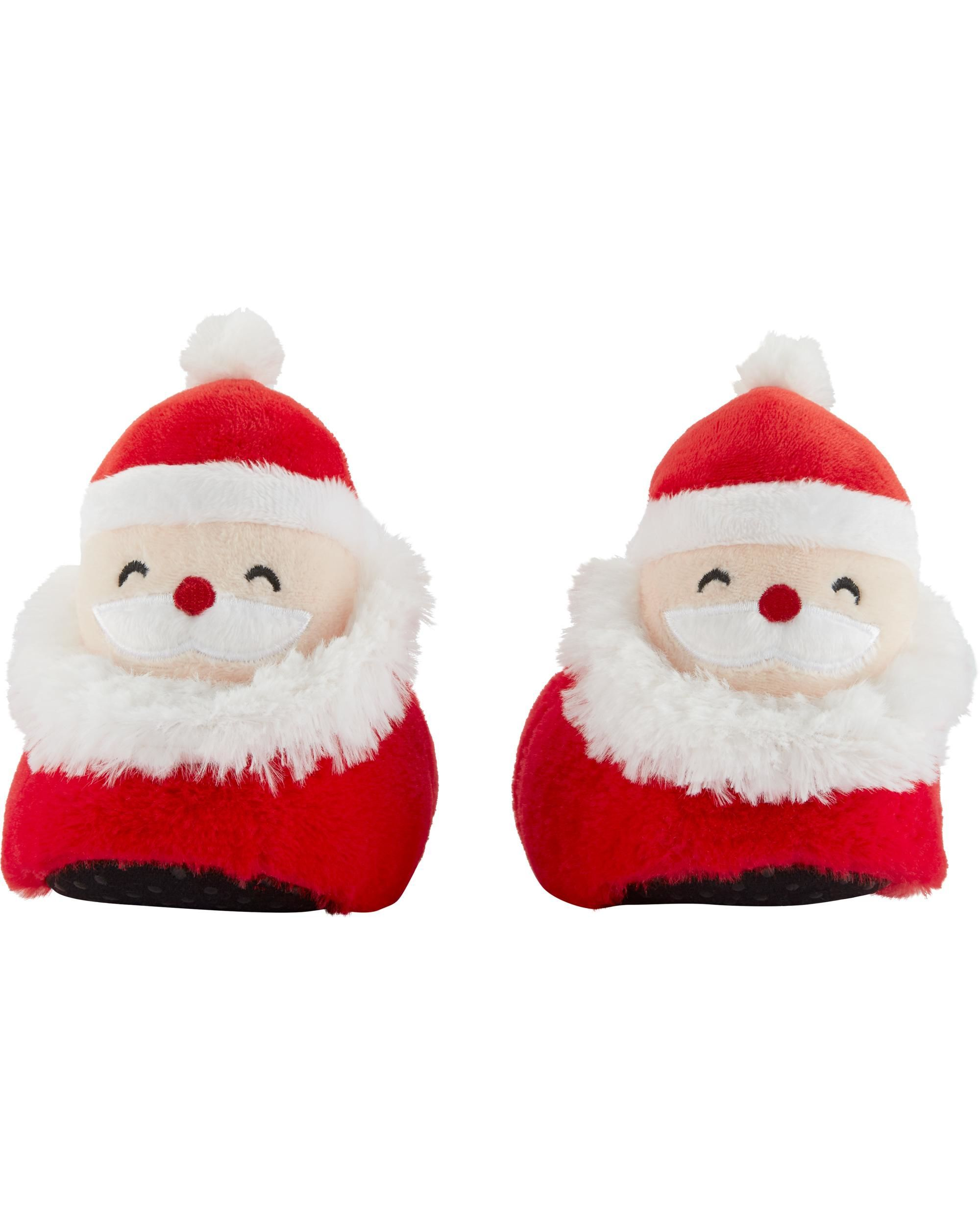 84ded9ee37 Carter s Santa Slippers