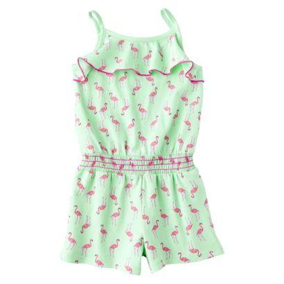 Target Baby Girl Clothes Glamorous Circo Infant Toddler Girls Print Romper  $680  Target  Baby Design Inspiration