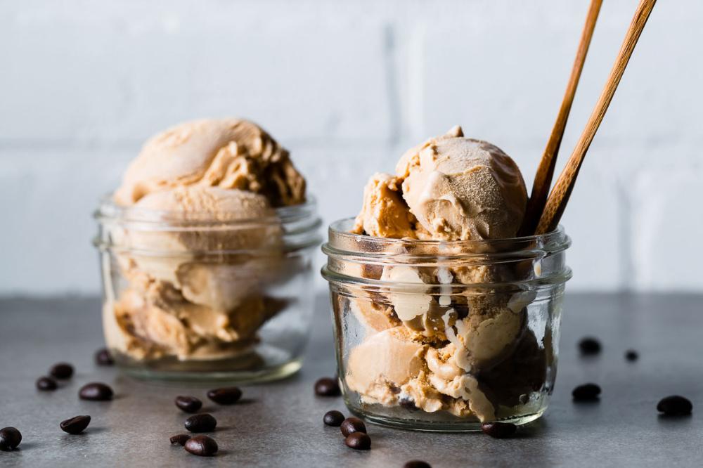 Espresso Ice Cream Recipe Ice cream recipes, Espresso