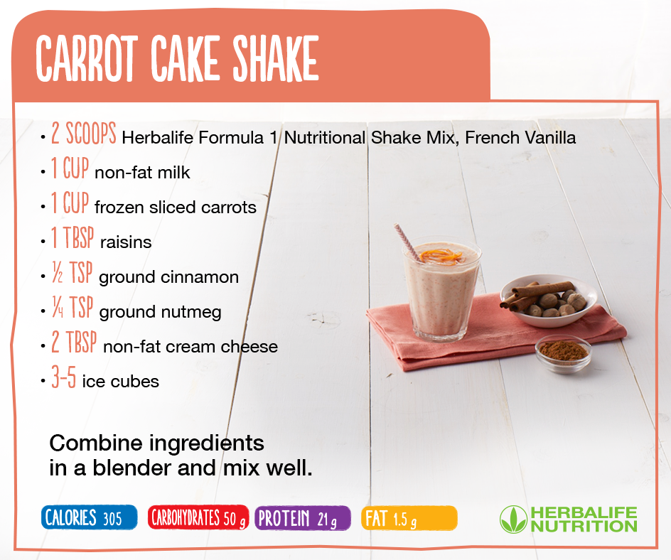 King Cake Herbalife Shake Recipe Health And Traditional Medicine