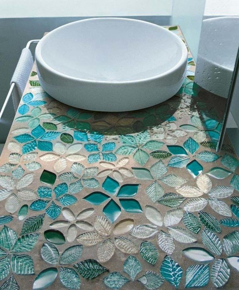 Acttractive Und Innovative Mosaik Designs #Badezimmer #Büromöbel  #Couchtisch #Deko Ideen #Gartenmöbel