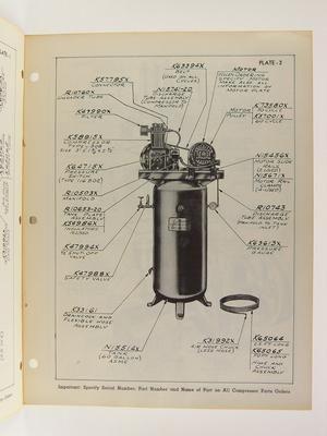 Gilbarco Air Compressor Information Gilbarco Air Compressor Were Made By Quincy I Serviced Them For 50 Years For Esso Exxon Air Compressor Compressor Air