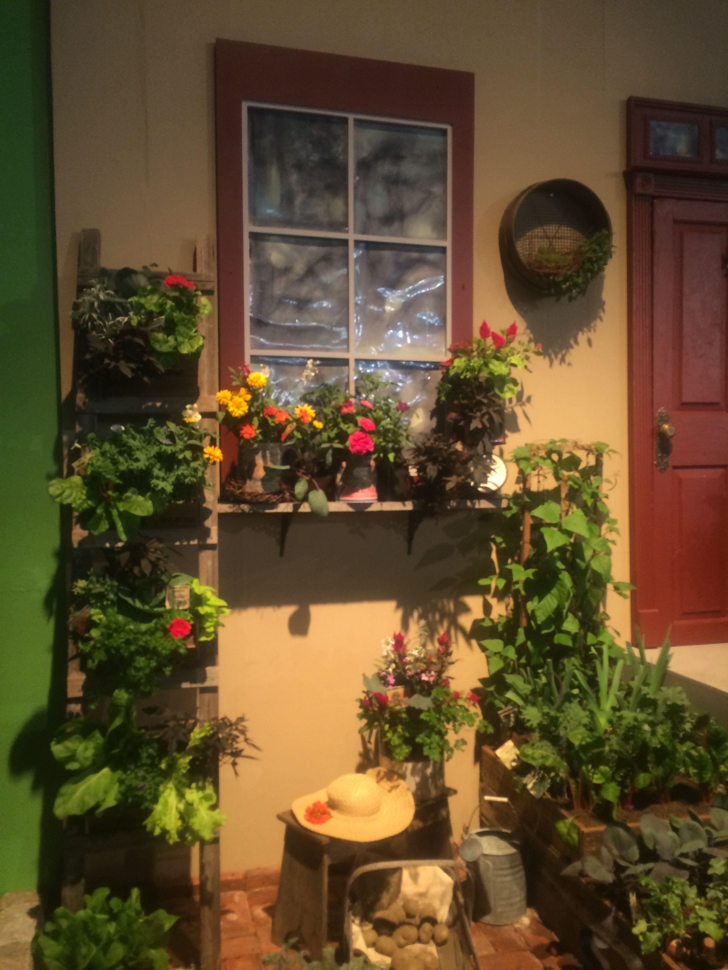 What Is A Garden Window