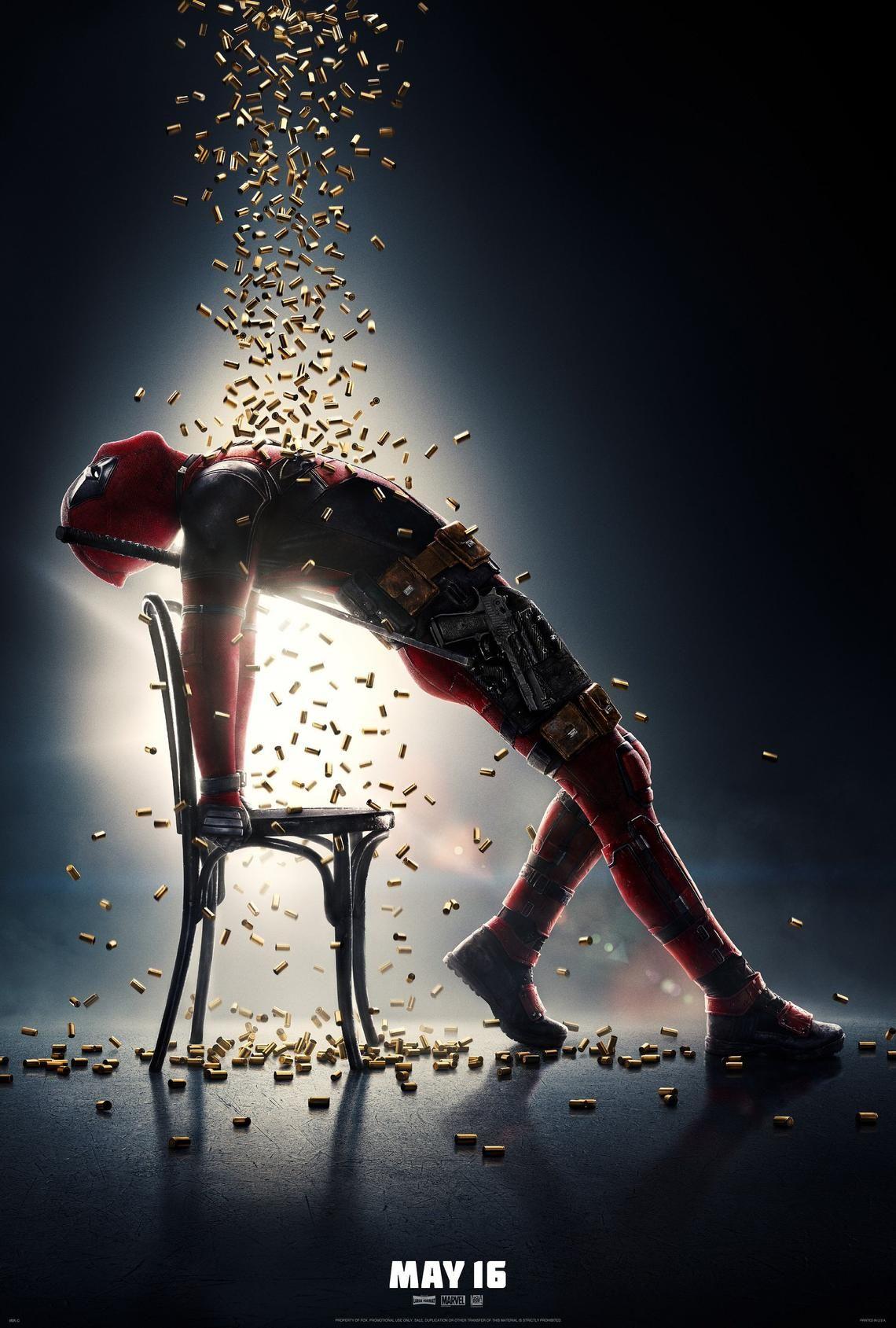 Deadpool 2 Poster in 2020 Deadpool, Funny wallpapers