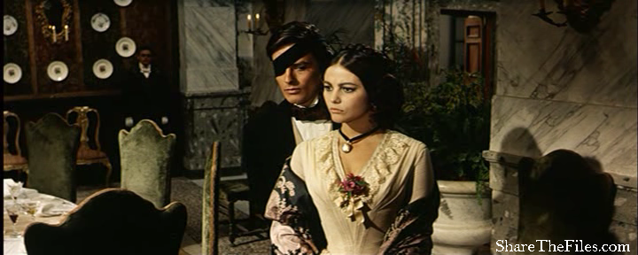 "youtube, Alain Delon y Claudia Cardinale ""il gattopardo"" de visconti - fotos - Buscar con Google"