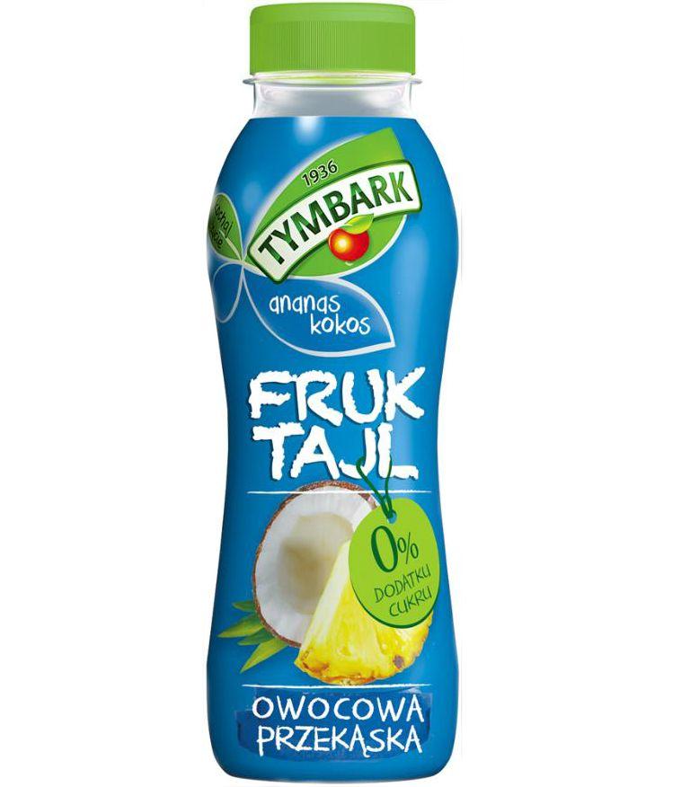 Fruktajl Es Un Nuevo Concepto Innovador De Smothies Sin Lactosa