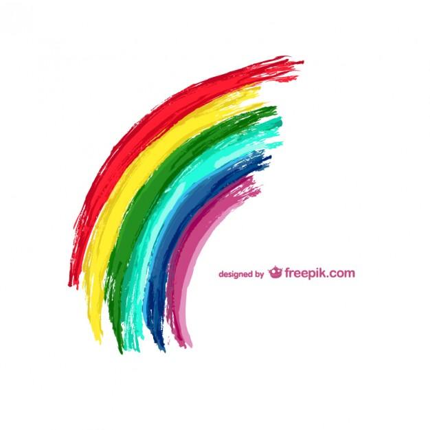 Watercolor Rainbow Rainbow Tattoos Rainbow Rainbow Logo