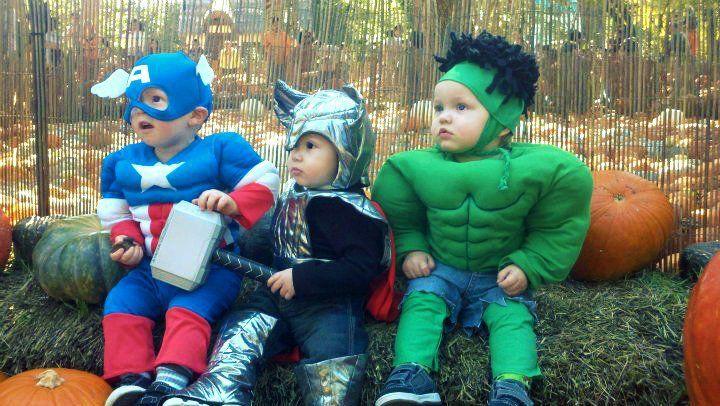 Avenger babies