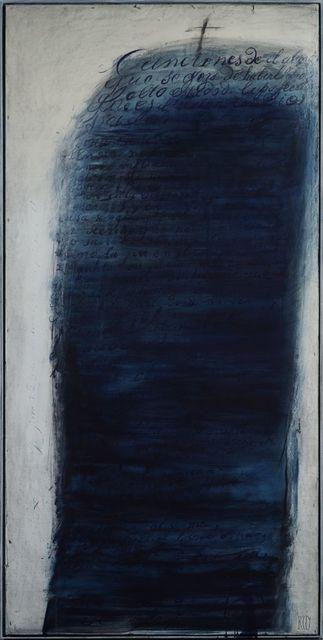 """Thierry De Cordier, '""""En una noche oscura …"""" (Canciones de el alma),' 2002, Xavier Hufkens"""