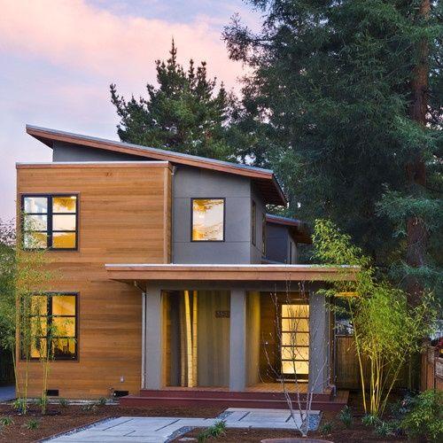 modern home exterior inspiration - Modern Home Exterior Siding
