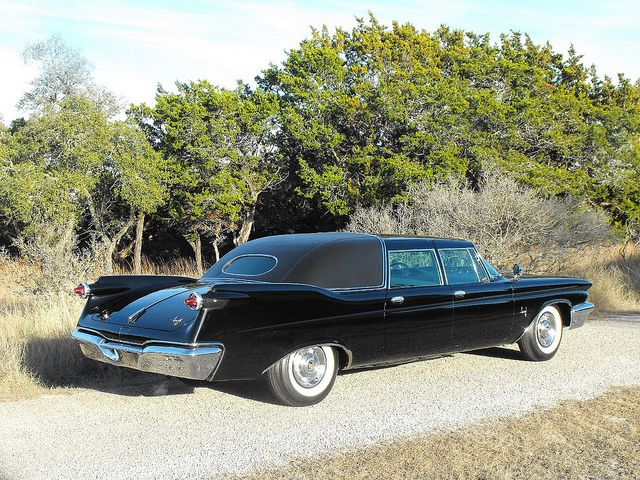 1960 Imperial Limousine By Ghia 3 4rear With Images Chrysler