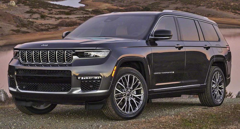 جيب غراند شيركوي أل 2021 الجديدة بالكامل النسخة الفاخرة من سيارة الدفع الرباعي الأصيلة موقع ويلز In 2021 Jeep Grand Cherokee Jeep Grand Jeep