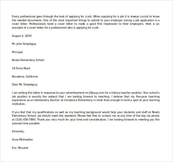 Microsoft Word Cover Letter Template. The 25+ Best Application