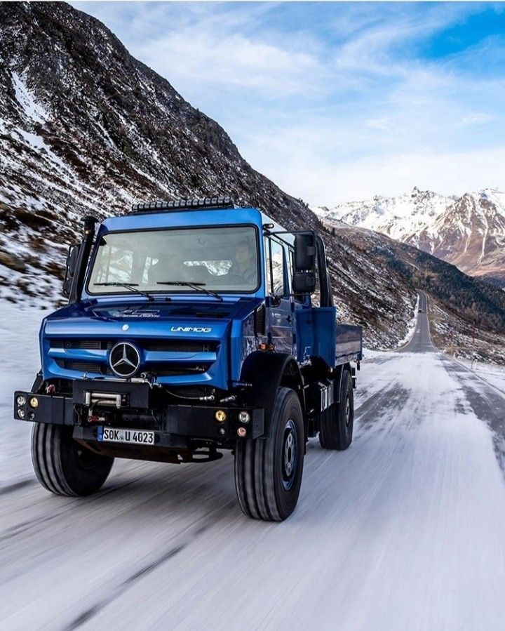 Pin By Gabriel Sedillo On Trucks In 2020 With Images Unimog