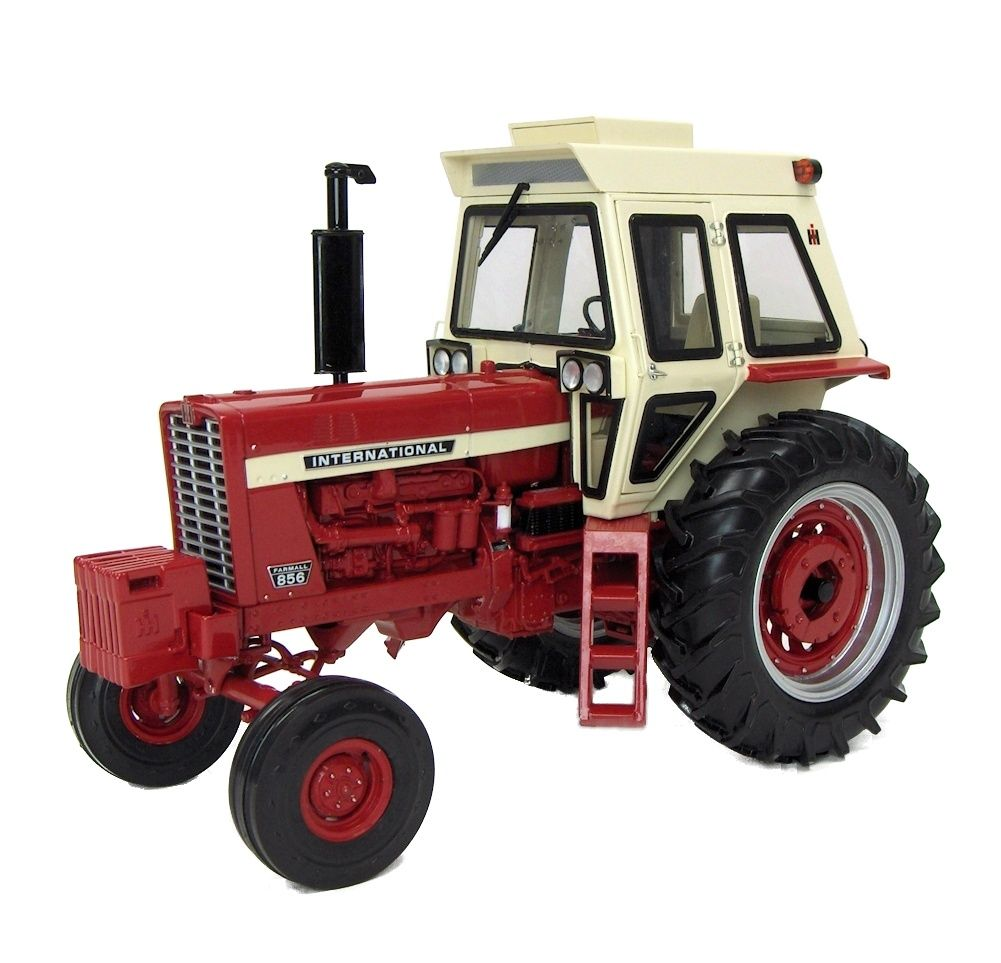 1 16th Elite Precision Series 1 In Series Ih 856 With Excel Cab Farm Toys Tractors International Tractors