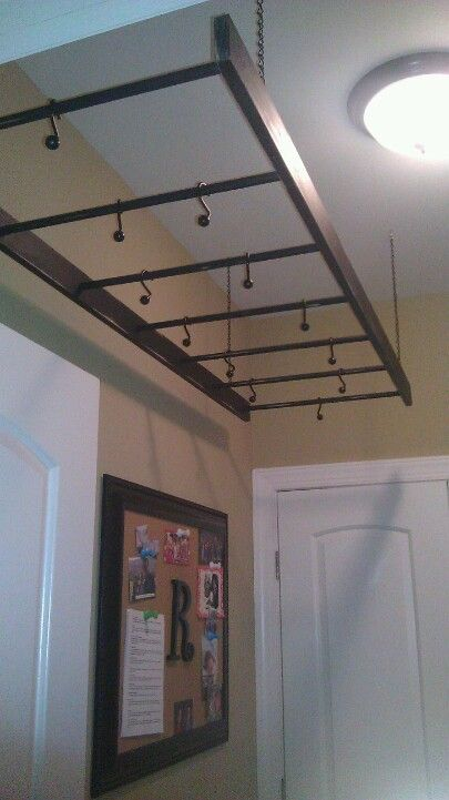 Laundry Room Drying Rack Ideas Clothes Line