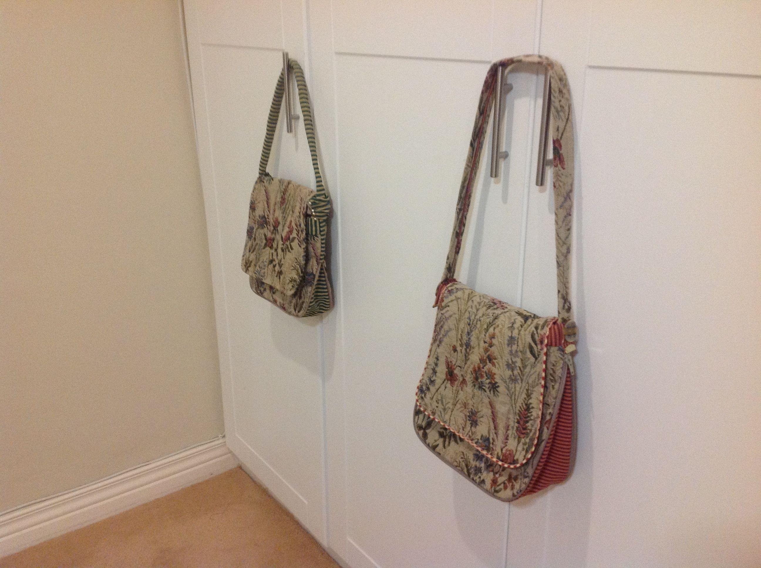 More side zip bags