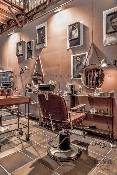 Ideas para decorar una barber a negocios decoraci n barberias pinterest barberia - Ideas para decorar una peluqueria ...