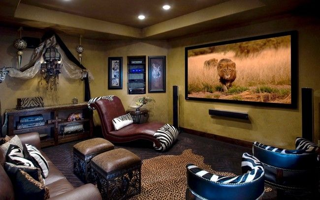 Let Your Living Room Stand Out With These Amazing Ideas for African