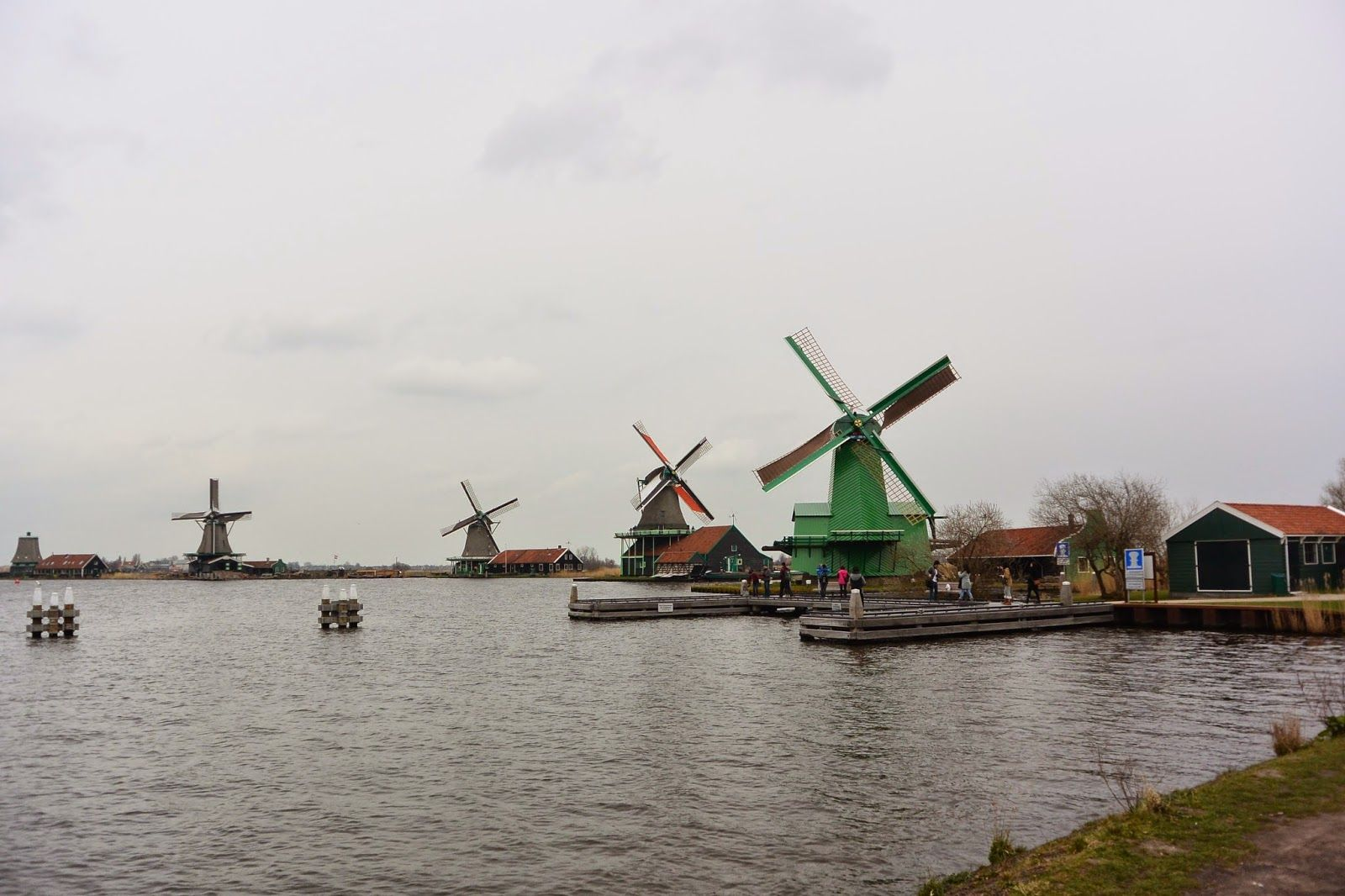 Must-visit in The Netherlands: Zaanse Schans
