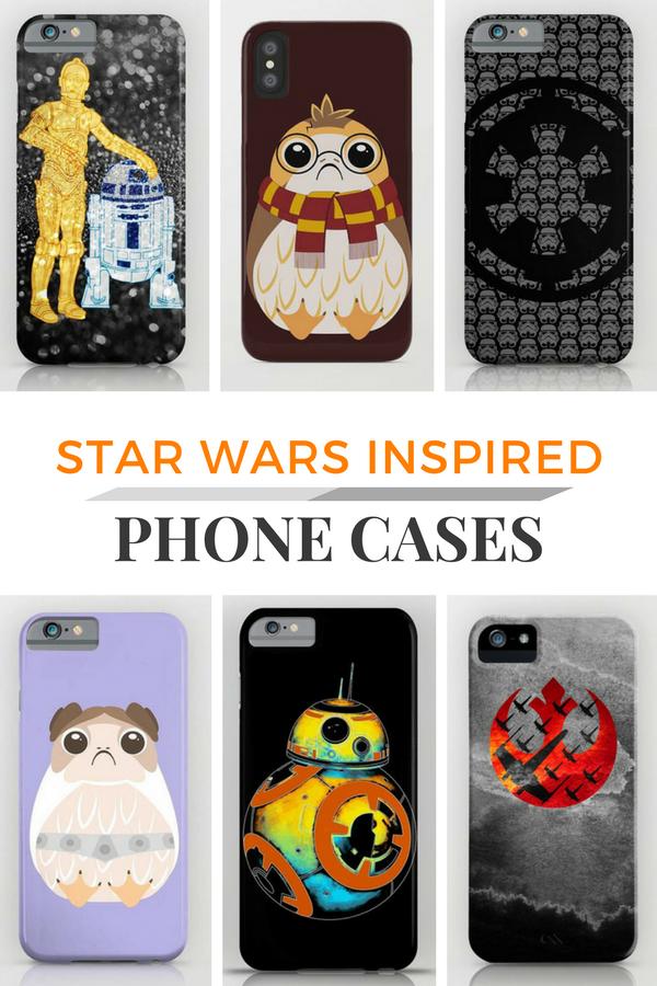Sobre Star Wars iphone case