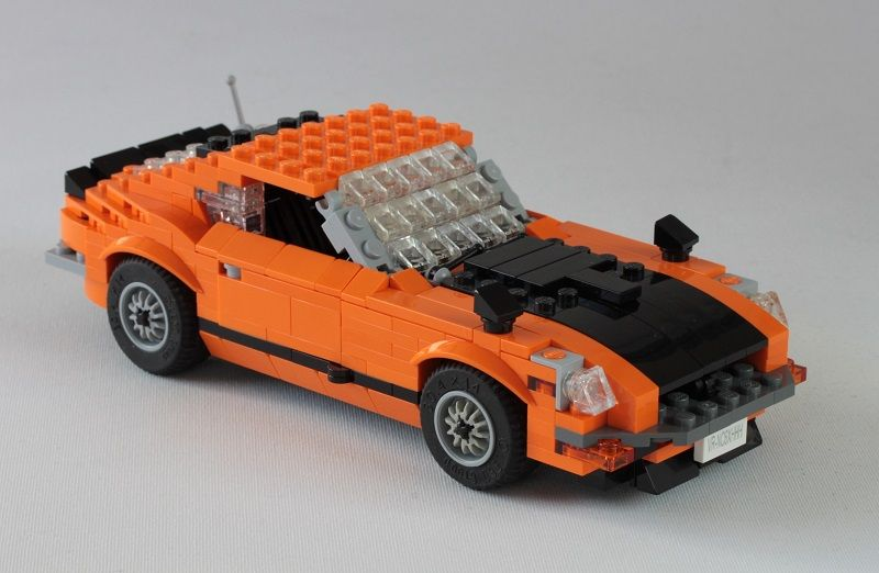 Book Review How To Build Brick Cars By Peter Blackert Title How To Build Brick Cars Detailed Lego Designs For Sports Ca Lego Cars Nissan Z Lego Design
