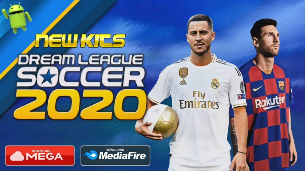 Dls 20 Android Offline Hd Graphics Dream League Soccer 2020 Download In 2020 Android Mobile Games Offline Games Install Game