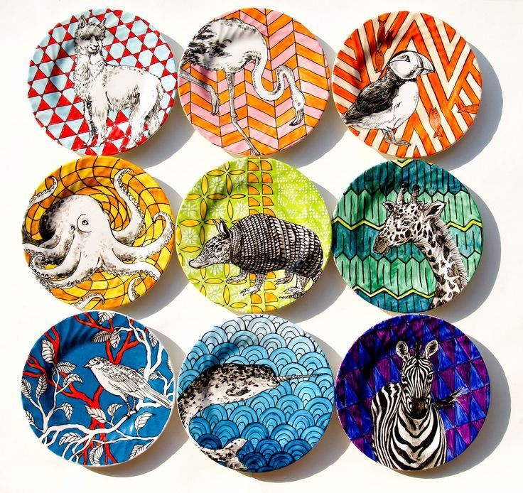 Image result for hand painted plates