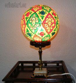 Orientalisch   Kamel Tischlampe -8