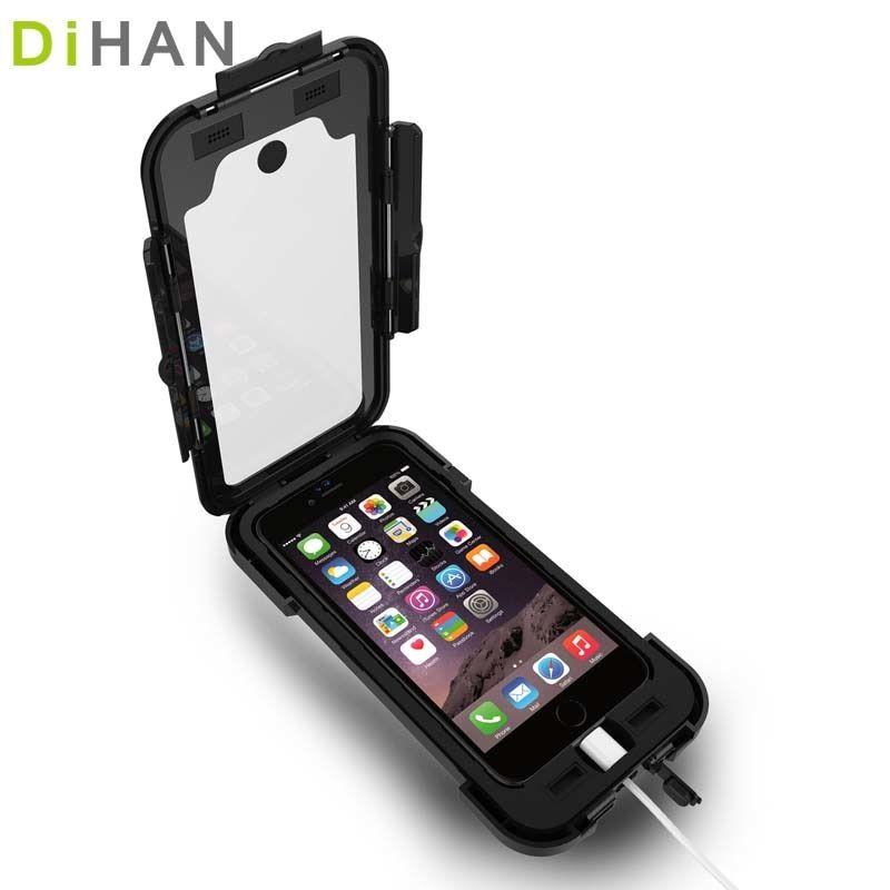 Waterproof Bike Mount Holder Case cover iPhone 6 (4.7