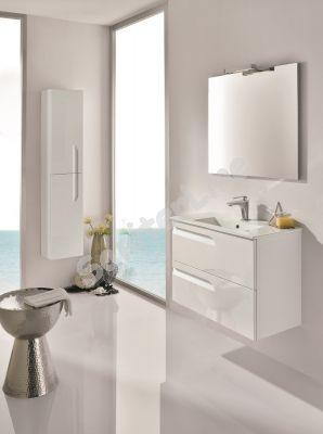 Bannio Vitale függesztett fürdőszoba bútor 60 cm Kyra komplett ...