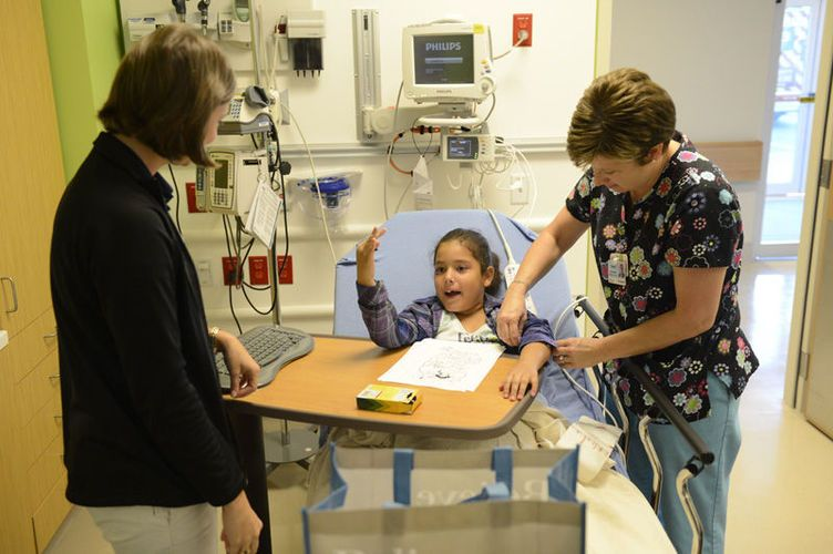 Hospital partners with top pediatric care facility