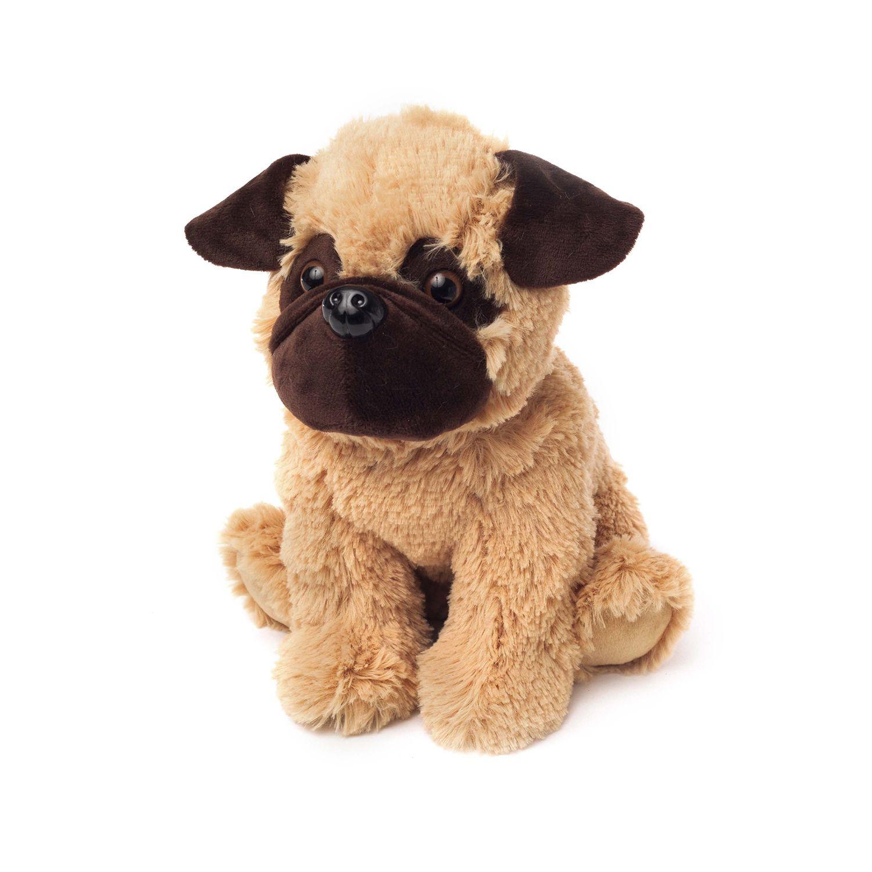 Warmies Plush Pug Dog Microwavable Soft Toy Soft Toy Animals