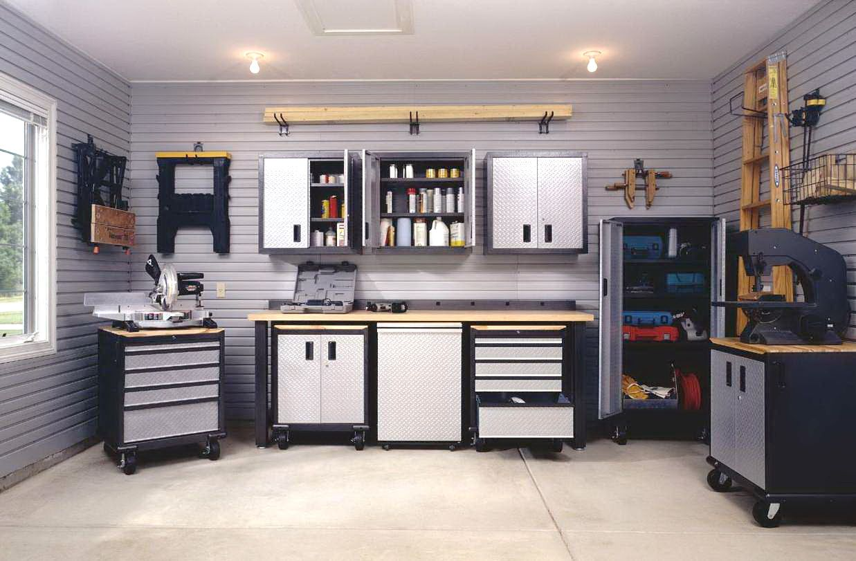 Mike Would Love This D Garage Design Interior Garage Interior Garage Decor