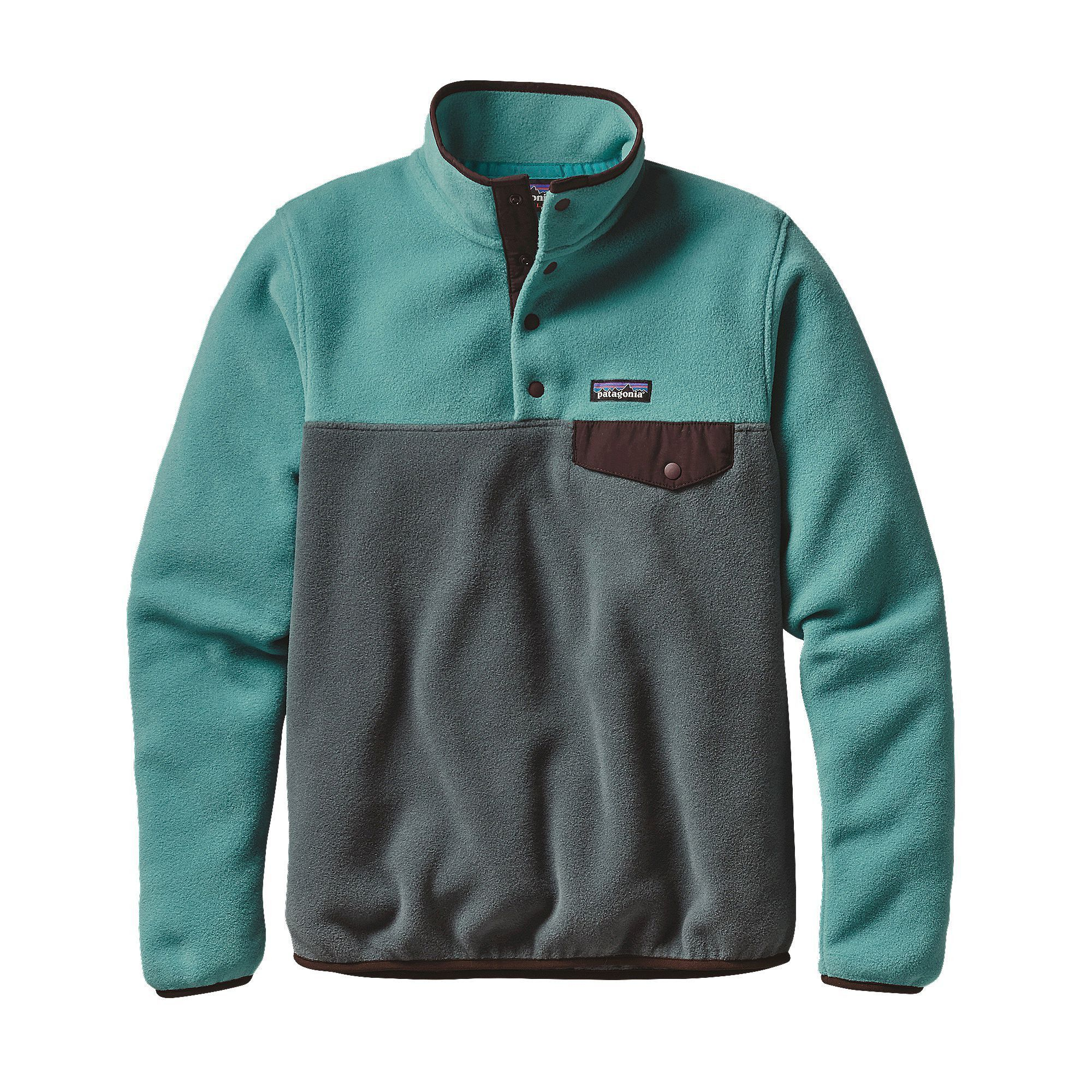 Patagonia Women's Lightweight Synchilla Snap-T Fleece Pullover ...