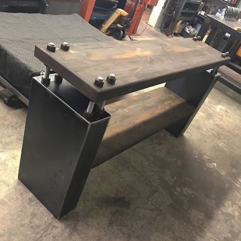 Browse unique items from ironcladvintageindus on etsy a for Muebles industriales usados