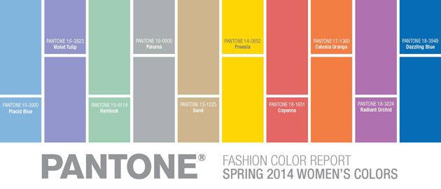 how to decorate with pantone s spring 2014 trend colors spring