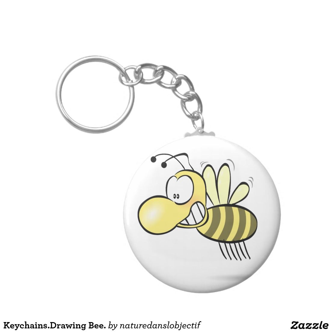 Keychains Drawing Bee