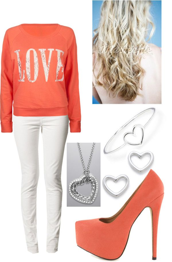 """""""Cute Love 3"""" by casseag1114 ❤ liked on Polyvore"""